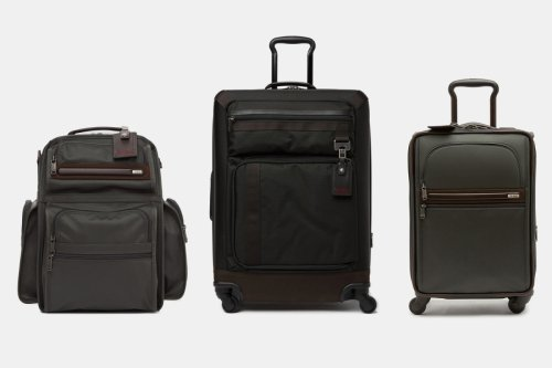 Take Up to 50% Off Tumi Luggage at Nordstrom Rack