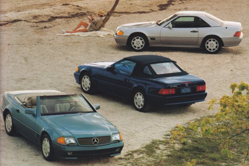 Why the Pure-'90s R129 Is Poised to Be the Next Mercedes That Collectors Covet
