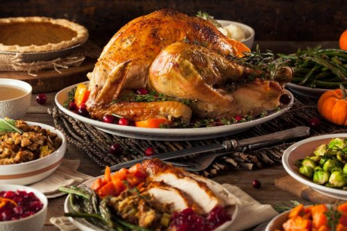 How to Make Thanksgiving Dinner for Two, Because 2020
