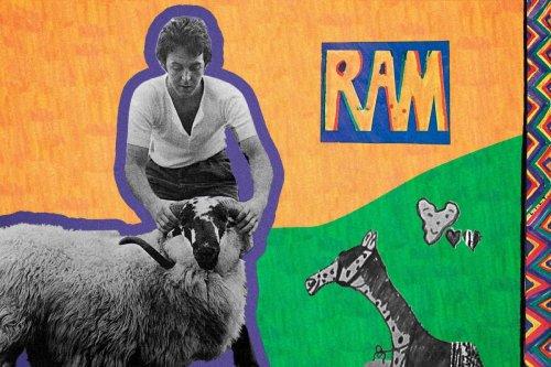 "50 Years Ago, Paul McCartney Got Weird With ""Ram"""