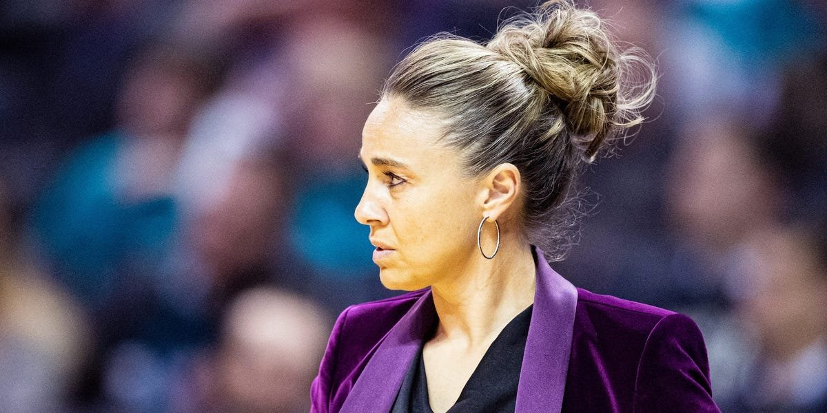 Becky Hammon has long been expected to become the NBA's first woman head coach. Now, others are joining the race.