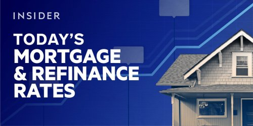 Today's mortgage and refinance rates: October 25, 2021