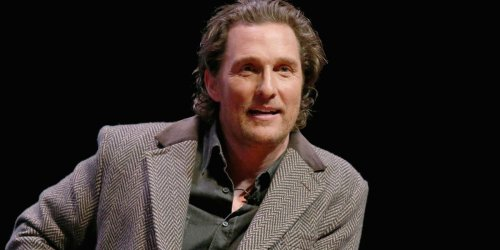 Matthew McConaughey says running for governor of Texas is now a 'true consideration'
