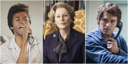 18 biopics to watch on Netflix right now