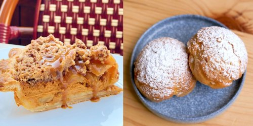 Michelin-star chefs share 7 Thanksgiving desserts that'll make you forget pumpkin pie exists