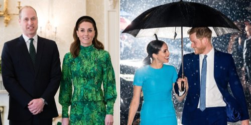Prince Harry and Meghan Markle stole attention from Prince William and Kate Middleton, making them a major threat to the monarchy