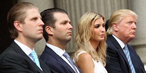 Trump's family members cost US taxpayers more than $140,000 in the month after he left office, records show