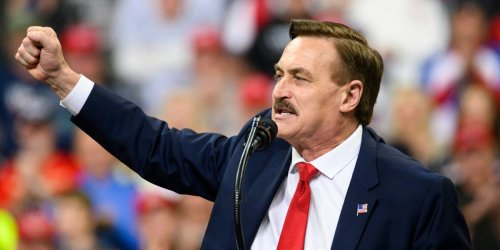 MyPillow CEO Mike Lindell told Steve Bannon he is launching 'MyStore' — a 'patriotic' version of Amazon