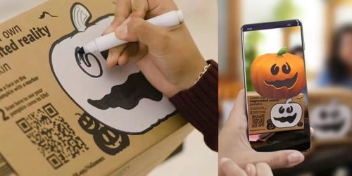Amazon launches an augmented reality app that lets you bring empty delivery boxes to life