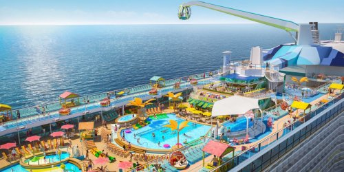 Royal Caribbean just welcomed its newest ship, the Odyssey of the Seas — see its 10 coolest features