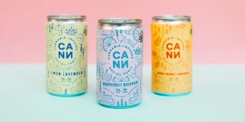 The rise of cannabis seltzer and spirits, which get you high quicker than edibles