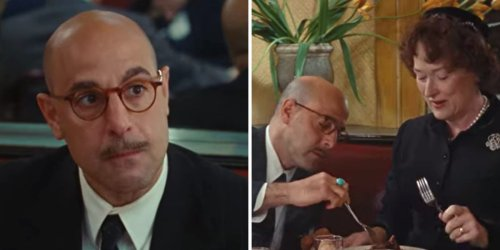 Stanley Tucci says he improvised one of his most iconic lines in 'Julie & Julia'
