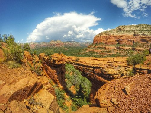 The most scenic hike in every state