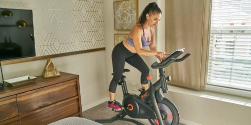 Echelon's Connect Sport exercise bike is discounted for Walmart's Deals for Days sales event — save $100 and get a free month of Echelon United and FitPass