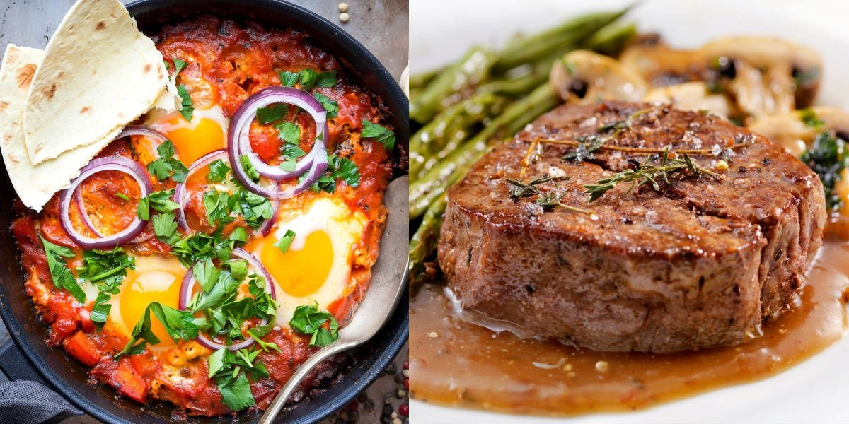 Discover easy dinner recipes
