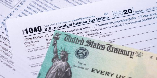 The IRS is still sending stimulus checks, including 'plus-up' payments to Americans who didn't get enough the first time