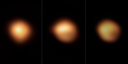 Mystery solved: Betelgeuse, the dimming star that drew international attention, isn't exploding — it was just dusty