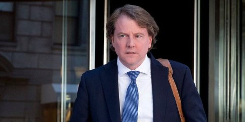 Former White House counsel Don McGahn has agreed to a closed-door interview with lawmakers on Trump's alleged attempts to block the Russia investigation