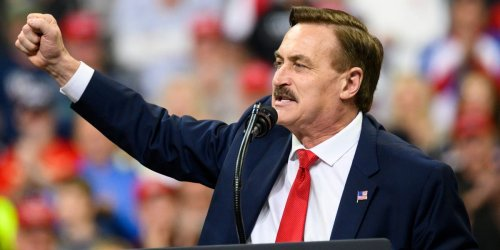 Mike Lindell has launched VIP access to his social-media site Frank, which he says will bar swearing, porn, and death threats