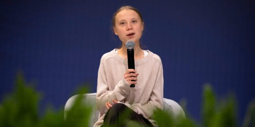 Greta Thunberg says 'we will not give up' on fighting the climate crisis