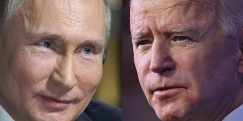 Progressive Dems urge Biden to get tough on Russia but Putin has a tradition of playing mind games with American presidents