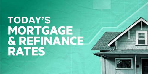 Today's mortgage and refinance rates: October 18, 2021
