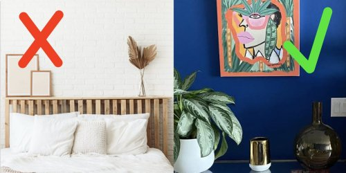 I'm an interior designer, here are 12 things in your home I think you should get rid of this year
