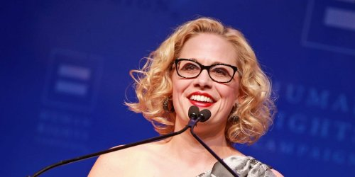 Kyrsten Sinema's campaign just spent $1,180 at a winery. The committee called it 'meeting expenses,' but the winery offered different details.