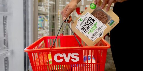 "CVS is investing in healthy food and Beyond Meat burgers, which could drastically improve quality food choices to Americans in ""food deserts"""