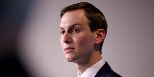 Jared Kushner is founding a nonprofit focused on the Middle East, report says