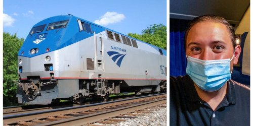 I went aboard Amtrak's new long-distance trains aiming to transform America's languishing rail network, and now I want to take a cross-country train trip