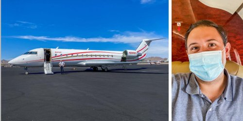 I flew on Set Jet, where flights on private jets cost the same as typical airlines' first class, and saw why it's one of aviation's best kept secrets