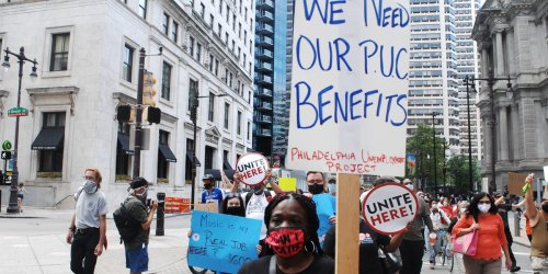 The Delta variant has unemployed Americans begging for more help. DC isn't doing anything.
