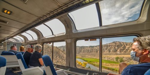 10 things to know when traveling long distance by train