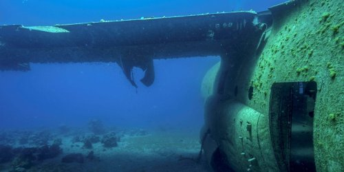 Workers found a plane at the bottom of a California lake, potentially solving a 56-year-old mystery