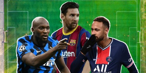 These are the 10 best attackers in world soccer right now
