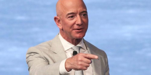 Jeff Bezos once got so frustrated with Alexa's lack of intelligence that he told Alexa to 'shoot yourself' — and Amazon's engineers heard it