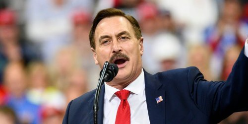 Mike Lindell is trying to get his MyPillow ads back on Fox News, but the network keeps turning him down, report says