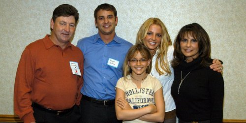 Britney Spears' parents have both responded to her bombshell testimony calling for the end of her 'abusive' conservatorship