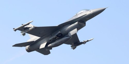 Taiwan is buying high-tech US fighter-jet pods to keep a closer eye on China's navy
