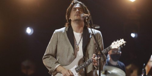 John Mayer trends on Twitter because fans say he shouldn't be at the Grammys due to his history of racism and misogyny