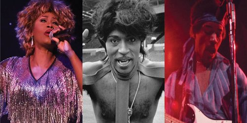 14 of the most pioneering Black musicians in rock-and-roll history