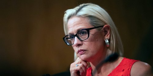 Kyrsten Sinema takes thousands in campaign contributions from pharmaceutical giants while stalling prescription drug pricing reforms