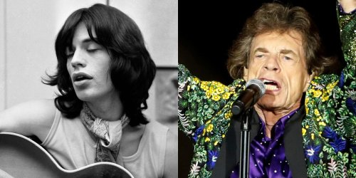 What 20 iconic musicians looked like when they were in their 20s