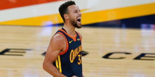 Stephen Curry played 1 game in 12 months and used the break to become the most terrifying force in basketball