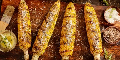 How to grill corn using 3 different methods
