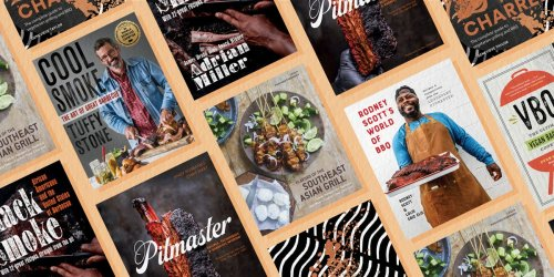 The 16 best BBQ and grilling cookbooks for aspiring pitmasters, from a book that pairs wine and grilling to a historical account of Black barbecue