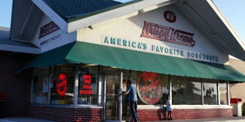 How Krispy Kreme went from being a single shop in North Carolina to a giant doughnut chain with a cult following