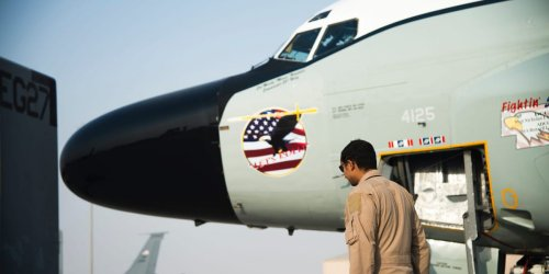 US spy planes kept a close eye on China during live-fire military exercises