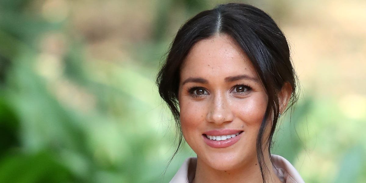 Meghan Markle is the executive producer on a new Netflix animated series that will celebrate 'extraordinary women'